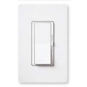 Lutron DVSCCL-153P-LS Diva® CL® Satin Colors® 3-Way Dimmer; 120 Volt, 600/150 Watt, 1-Pole, Wall Box Mount