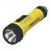 Energizer 1251L Heavy Duty Flashlight; 2.4 Volt, 0.5 Amp, 16 Lumens, 15 Hour, 2, D Size Batteries, Polypropylene, Yellow