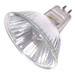GE Lamps FAM6Q50MR16FLCCG Halogen Lamp; 50 Watt, 12 Volt, 100, 1720 CBCP, 3050K, 6000 Hour, Bi-Pin (GU5.3) Base, Sodalime Glass