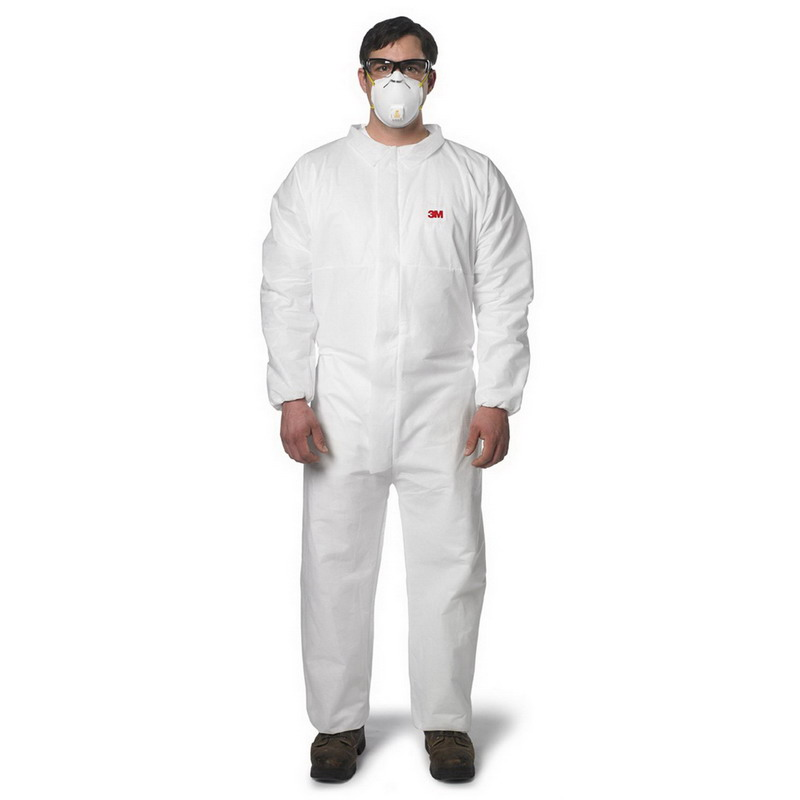 3M 94520 TEKK Protection™ General Purpose Coverall; X-Large, White