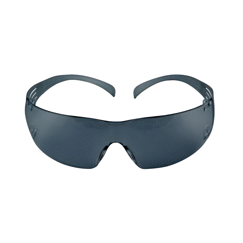 3M SF202AF SecureFit™ 200 Series Protective Eyewear; Pressure Diffusion Temple Technology, UV Absorbent, Anti-Fog, Gray Lens