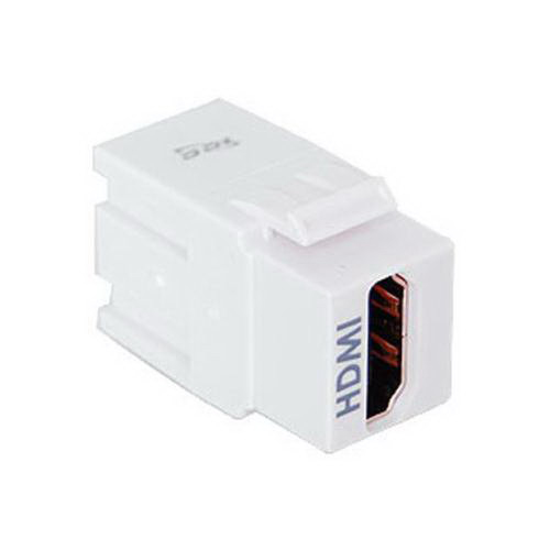 ICC IC107HDMWH 1.3 HDMI Female to Female Module; White
