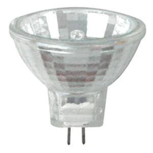 Elco MR11NSP Low Voltage Halogen Lamp; 20 Watt, 12 Volt, Bi-Pin (G4) Base