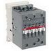 ABB A50-30-00-84 Non-Reversing Contactor; 3 Pole, 65 Amp, 110/120 Volt AC Coil