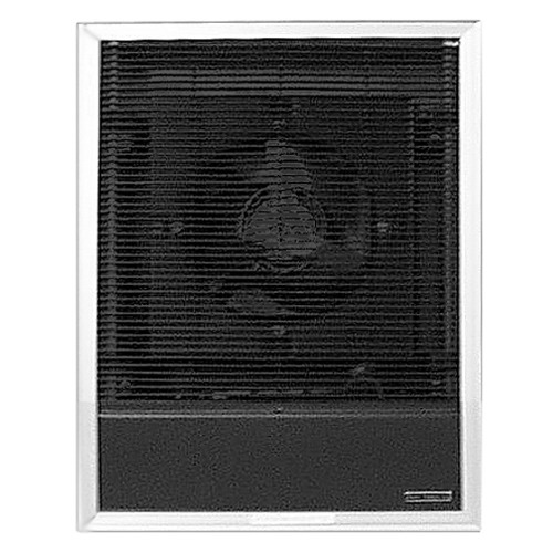 TPI/Raywall H3422T 3420 Series Heavy-Duty Fan Forced Wall Heater 240 Volt  8.3 Amp  6826 BTU  2000 Watt  Steel  Powder-Coated
