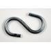 Ebinger #1-1/2-50 Open End EMC Jack Chain S Hook; Zinc-Plated, 1-1/2 Inch