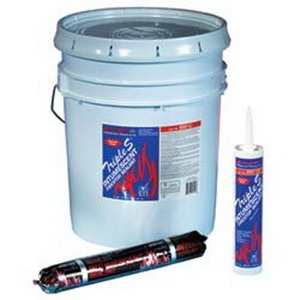 Specified Technologies SSS129 Intumescent Firestop Sealant Red