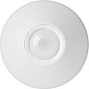 Lithonia Lighting / Acuity NCM-PDT-9 WallPod Dual Technology Standard Range Sensor 3 Milli-Amp  Flush Mount  White