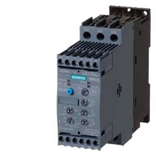 Siemens 3rw4037 1bb14 Sirius Soft Starter 200 480 Volt