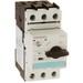 Siemens 3RV1021-4DA10 Motor Starter Protector; 690 Volt, 20 - 25 Amp, 3-Pole