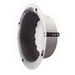 Bogen Communications RE84 Round Ceiling Speaker Enclosure; 12-1/4 Inch Dia x 4-1/2 Inch Depth