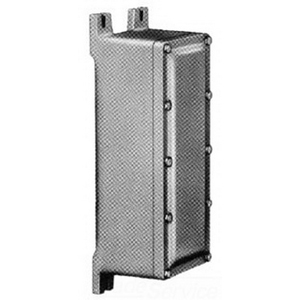 """""""""""Adalet XIFC-032403-N4 XIF Series Explosionproof Control Enclosure 3 Inch Width x 3 Inch Depth x 24 Inch Height, Bolt-On Cover,"""""""""""" 106229"""