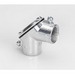 Bridgeport 81-DCA Pull Elbow; 1/2 Inch, Threaded, Aluminum