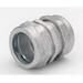 Bridgeport 3105 Rigid Conduit Coupling; 2 Inch, Malleable Iron, Compression