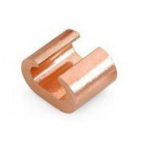 Hubbell Electrical / Burndy YC10C10 Crimpit® Range-Taking Compression Tap Connector; 12-10 AWG, Pure Wrought Copper