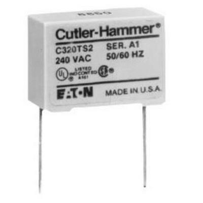 Eaton / Cutler Hammer C320TS1 Transient Suppressor; 24-120 Volt AC, 0.5 Amp, Direct Mount