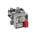 Eaton / Cutler Hammer E30DM Multifunction Pushbutton Operator; Maintained, 120 Volt, 30.5 mm Mounting Hole