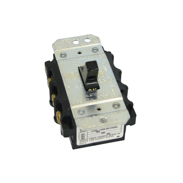 Eaton / Cutler Hammer B330AN Manual Motor Switch; 3 Pole