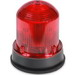 Edwards 125XBRZR120A XBR XTRA-BRITE™ 125 Class Steady-On/Lightburst LED Beacon; 0.108 Amp, 120 Volt AC, Red, Panel/Conduit Mount