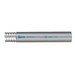 Electri-Flex LA11-GRAY-100CTN Liquatite® Type LA Flexible Conduit; 100 ft, Gray, Steel, PVC Jacket