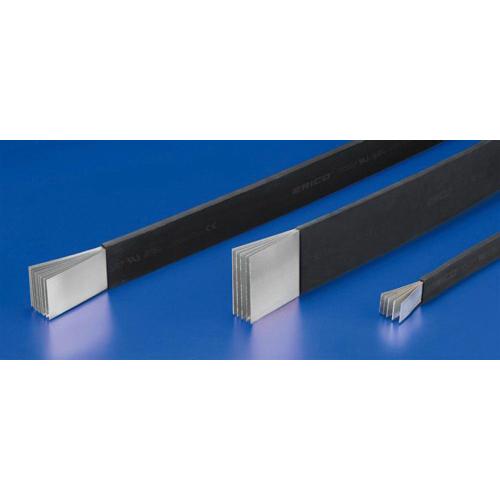 Erico 505526 Eriflex® Flexible Busbar; 3 m Length x 40 mm Width x 1 mm Thickness, Tin-Plated Copper