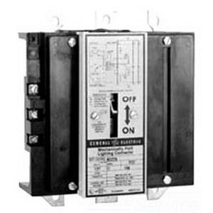 ge controls cr160mc8502a mechanically held lighting contactor 75 amp 115 120 volt ac 3 pole