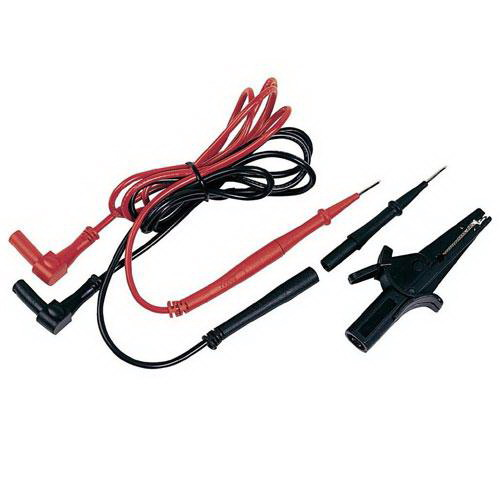 Ideal TL-770 Test Leads With Alligator Clip
