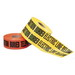 Ideal 42-102 Non-Detectable Underground Tape; 1000 ft x 3 Inch x 4 mil, Caution Buried Electric Line Below, LDPE, Black On Yellow Background