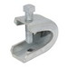 Madison 25 Beam Clamp With Square Head Bolt; 1 Inch, Steel
