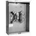 Milbank U7040-XL-TG-IL Meter Socket; 600 Volt, 200 Amp, 4 Terminal, Surface Mount