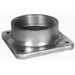 Milbank A7516 Interchangeable Unit Hub; Aluminum