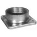 Milbank A7514 Interchangeable Unit Hub; Aluminum