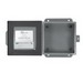 Milbank HC16146JIC12 Junction Enclosure; 14 Inch Width x 6 Inch Depth x 16 Inch Height, Polyester Powder-Coated, Hinged Cover