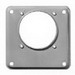 Milbank S8324 Hub Adapter Plate; 16 Gauge Steel