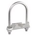 Garvin RA150 Right Angle Conduit Clamp; 1-1/2 Inch, Malleable Iron
