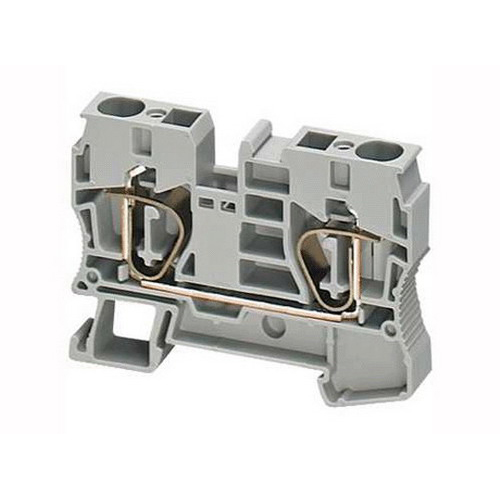 Schneider Electric / Square D NSYTRR22 Terminal Block; Spring-Clamp Connection