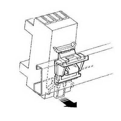 Schneider Electric / Square D RHZ66 Adaptor 6 Amp  230  400  460 Volt Motor