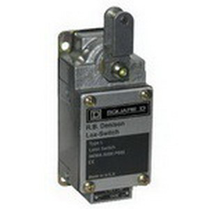 Schneider Electric / Square D L1442M Cable Pull Limit Switch 10 Amp  600 Volt AC  DPDT-DBb  CFrom Right/Rotary Head Actuator