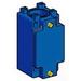 Schneider Electric / Square D ZCKJ1H7 OsiSense® Limit Switch Body; 10 Amp, 1 NO/1 NC, Screw Clamp Terminal, Metal