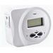 NSI 457Z Tork® 2-Outlet Digital Plug-In Timer; 1-Pole, Wall Mount