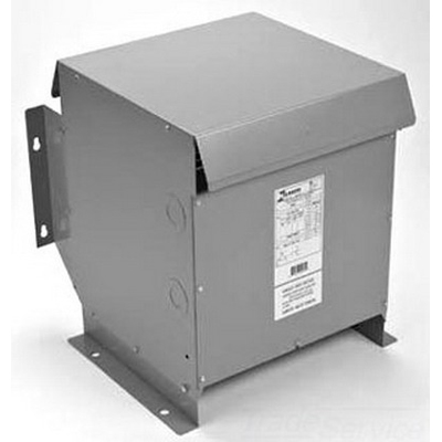 """Hammond DM040JH Drive Isolation Transformer 460 Volt Primary, 400 Volt Secondary, 40 KVA, 3 Phase,"""