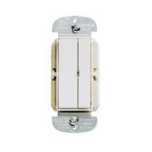 Cree CWD-CWC-WH SmartCast™ Wireless Dimmer; 120 - 227 Volt, 0.7/1 Watt, Wall Box Mount