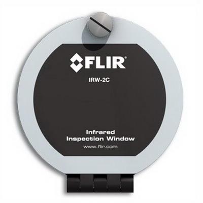 FLIR Extech IRW-2C 2 Inch Infrared Inspection Window Calcium Fluoride Optic
