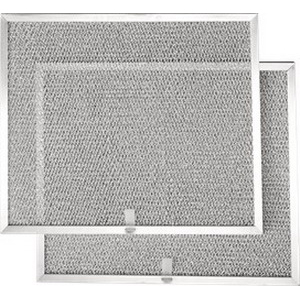 """""Broan Nu-Tone BPS1FA30 Replacement Filter Aluminum, For 30 Inch Wide QS1 Series Range Hood,"""""" 57813"