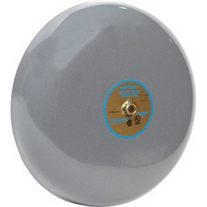 """""Edwards 435-6P1 Adaptabel DC Vibrating Bell 125 Volt, 102/92 dB At 1 m, Gray,"""""" 104352"