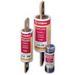 Littelfuse JLS100 Powr-Gard® Fast-Acting Fuse; Class J, 100 Amp, 600 Volt AC, Holder Mount, Blade End