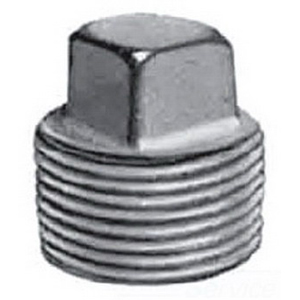 Appleton PLG-300S Close-Up Plug 3 Inch  Tapered MNPT  Malleable Iron  Electro-Zinc-Plated