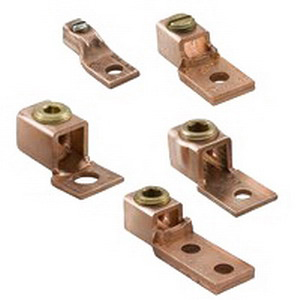 Ilsco LO-0-S ClearChoice® Mechanical Lug; 1/0-14 AWG, Copper