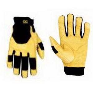 L.H. Dottie 285X Gloves; X-Large, Top Grain Deerskin