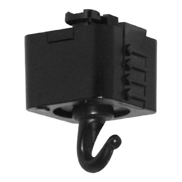 Juno Lighting T32BL Trac-Master® Planter/Utility Hook; 1-1/4 Inch, Black